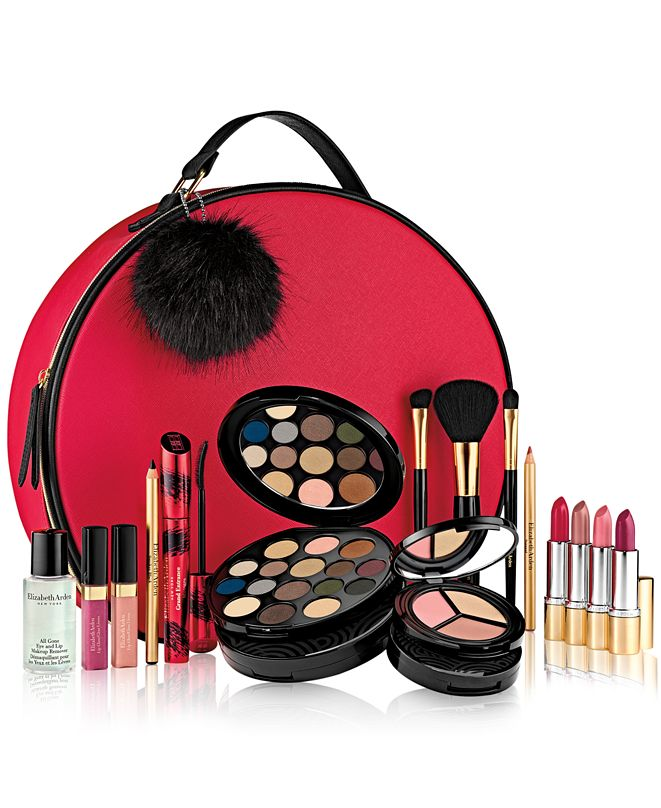 Elizabeth Arden World Of Color Makeup Collection Gift Set