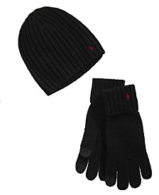Men's Hat & Glove Gift, Created for Macy's