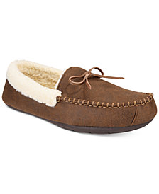 Macy's Winter Slipper Collection