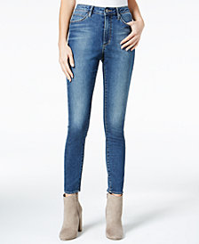 Articles of Society Heather High Rise Skinny Jeans