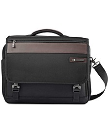 Men's Kombi Flap Briefcase