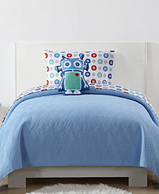 Laura Hart Kids Quilted Jersey Full/Queen Coverlet
