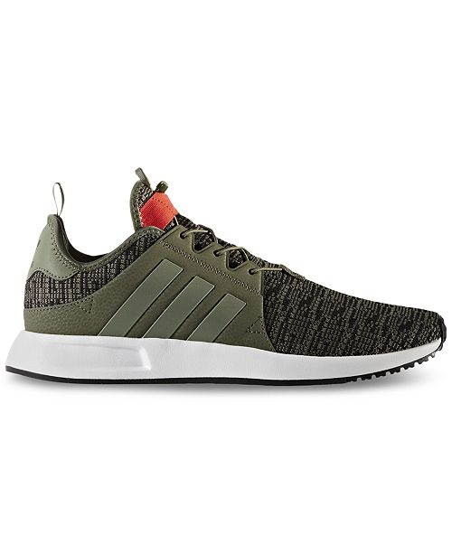 0df3f71336ca adidas Men s Xplorer Casual Sneakers from Finish Line   Reviews ...