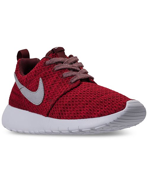 best website 4500c f75e8 Nike Big Boys' Roshe One Casual Sneakers from Finish Line ...