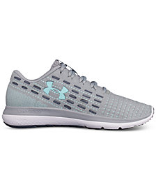 Under Armour Women's Threadborne Speedform Slingshot Running Sneakers from Finish Line