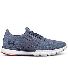 Under Armour Women's Threadborne Slingwrap Running Sneakers from Finish Line