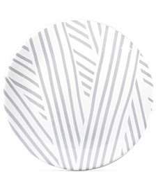 by Laura Johnson Stone Overlap Salad Plate
