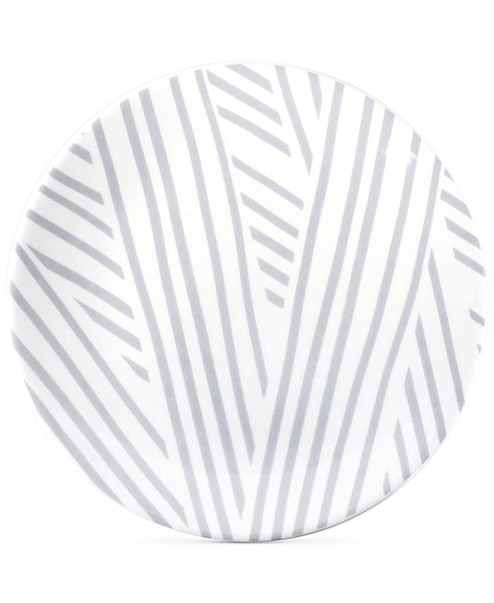Coton Colors - Stone Overlap Salad Plate