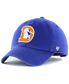 '47 Brand Denver Broncos CLEAN UP Cap