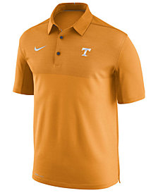 Nike Men's Tennessee Volunteers Elite Coaches Polo