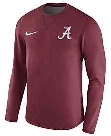 Nike Men's Alabama Crimson Tide Modern Crew Sweatshirt