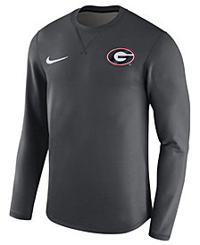 Nike Men's Georgia Bulldogs Modern Crew Sweatshirt