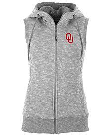 Antigua Women's Oklahoma Sooners Blitz Vest