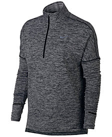 Nike Therma Sphere Half-Zip Running Top