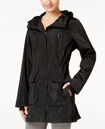 Calvin Klein Performance Hooded Jacket