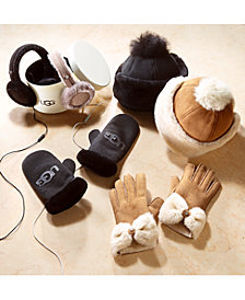 UGG® Cold-Weather Accessories Collection