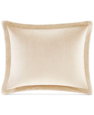 Reversible Sherpa 4-Pc. Standard/Queen Pillow & Sham Set