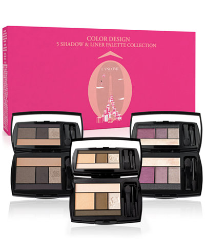 Lancôme 3-Pc. Color Design 5 Shadow & Liner Palette Gift Set, Created for Macy's