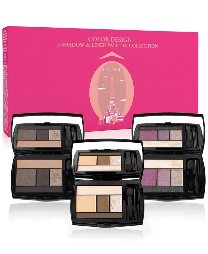 Lancôme - 3-Pc. Color Design 5 Shadow & Liner Palette Gift Set
