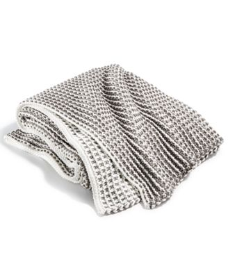 Two Tone Throw, Created for Macy's