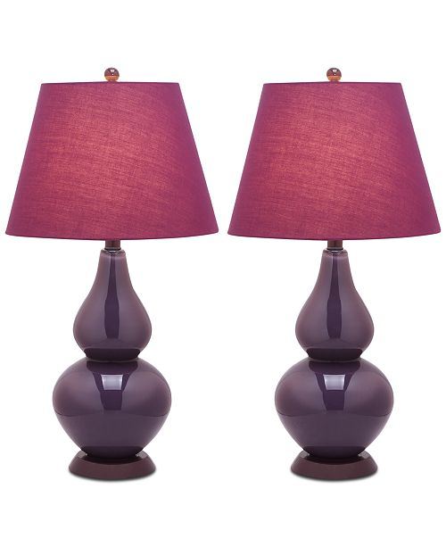 Safavieh Cybil Set of 2 Table Lamps