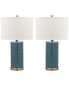 Safavieh Roxanne Set of 2 Table Lamps