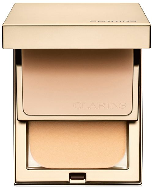 Clarins Everlasting Compact Foundation SPF 9, 0.3-oz.