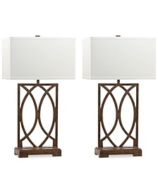 Jago Set of 2 Table Lamps