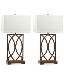 Jago Set of 2 Table Lamps