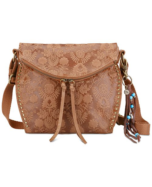 The Sak Silverlake Leather Crossbody Handbags Accessories Macys