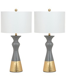 Safavieh Iris Set of 2 Table Lamps