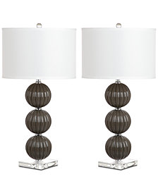Safavieh Dax Set of 2 Table Lamps
