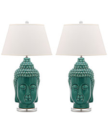 Safavieh Serenity Set of 2 Table Lamps