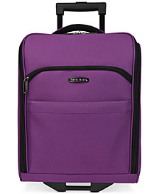 "Travel Select 16"" Under-Seat Wheeled Suitcase, Created for Macy's"