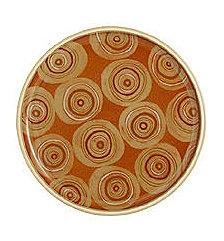Denby Dinnerware, Fire Chilli Accent Round Platter