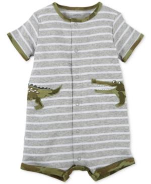 Carter's Alligator Striped...