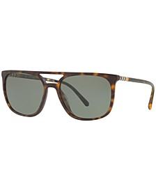 Polarized Sunglasses , BE4257
