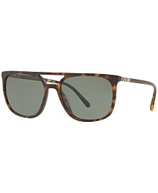 Burberry Polarized Sunglasses , BE4257