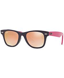 Ray-Ban Sunglasses, RJ9066S 47