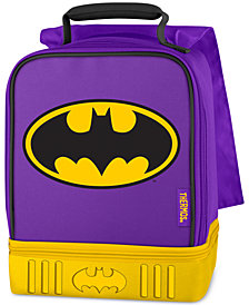 Thermos BatGirl Dual-Compartment Lunch Box