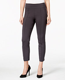 Style & Co Skinny Pull-On Ankle Pants, Created for Macy's
