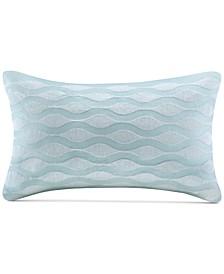 "Maya Bay 200-Thread Count 12"" x 20"" Oblong Decorative Pillow"