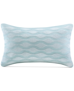 """Image of Harbor House Maya Bay 200-Thread Count 12"""" x 20"""" Oblong Decorative Pillow Bedding"""
