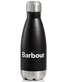Receive a FREE water bottle with any purchase of a Barbour coat
