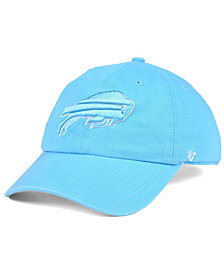 '47 Brand Women's Buffalo Bills Pastel CLEAN UP Cap