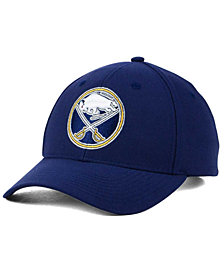 adidas Buffalo Sabres Core Basic Adjustable Snapback Cap