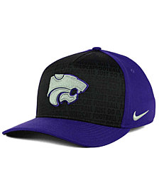 Nike Kansas State Wildcats Just Do It Swooshflex Cap