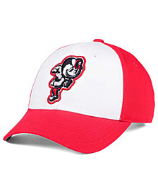 J America Ohio State Buckeyes Pique Color Block Cap