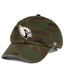 '47 Brand Arizona Cardinals Regiment CLEAN UP Cap