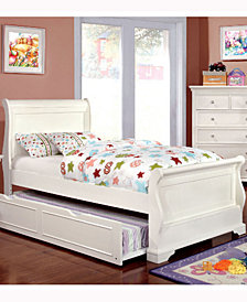 Panten Kid's Bed Collection, Quick Ship